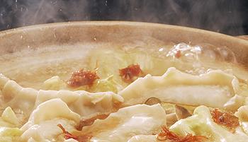GOTOKU名物まかない炊き餃子